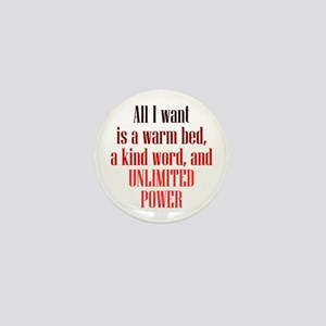 Unlimited Power Mini Button