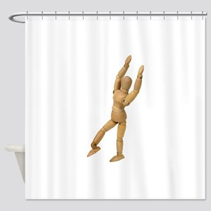 Tumbling112809 copy Shower Curtain