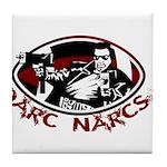 Darc Narcs Tile Coaster