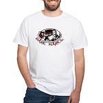 Darc Narcs White T-Shirt