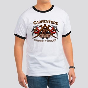 Carpenters Hammer It Ringer T