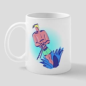 Water Skier Mug