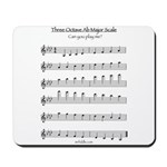 Ab Major Scale Mousepad