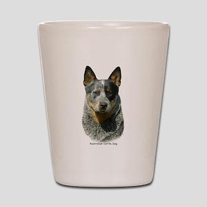 Australian Cattle Dog 9F061D- Shot Glass