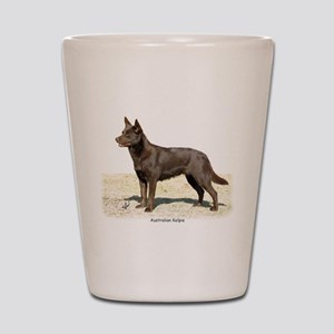 Australian Kelpie 9P21D-247 Shot Glass