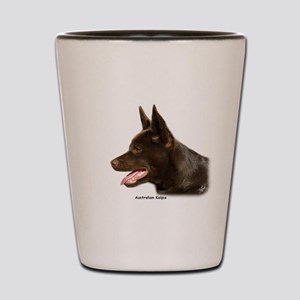 Australian Kelpie 9P24D-134 Shot Glass