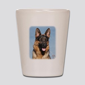 German Shepherd Dog 9Y554D-15 Shot Glass