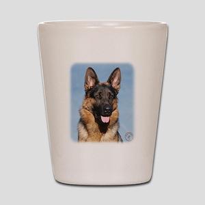 German Shepherd Dog 9Y554D-15 Shot Glass