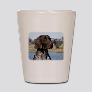 German Shorthaired Pointer 9Y Shot Glass