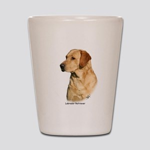 Labrador Retriever 9Y297D-038 Shot Glass