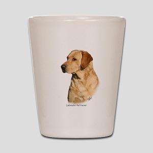 Labrador Retriever 9Y297D-038 Shot Glass