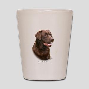 Labrador Retriever 9Y243D-004 Shot Glass