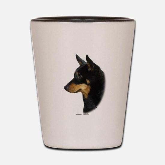 Lancashire Heeler 9W085D-090 Shot Glass