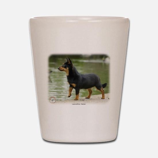 Lancashire Heeler 9R038D-013 Shot Glass