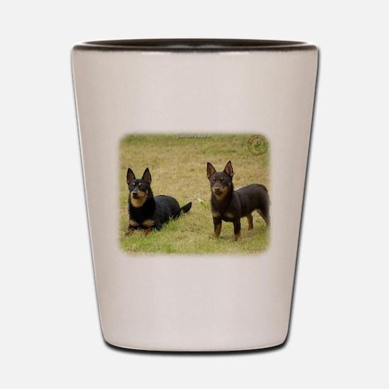 Lancashire Heeler 9R038D-042 Shot Glass