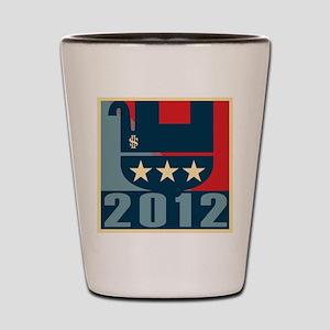 No GOP in 2012 Shot Glass