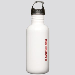 Red Fridays Side Stainless Water Bottle 1.0L
