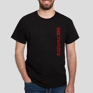 Red Fridays Side Dark T-Shirt