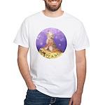 Adopt a Wolf White T-Shirt