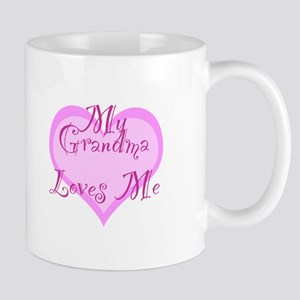 My Grandma Loves Me Mug