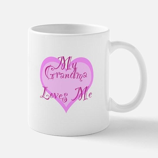 My Grandma Loves Me Mug