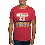 Cinco De Mayo Dark Version Dark T-Shirt