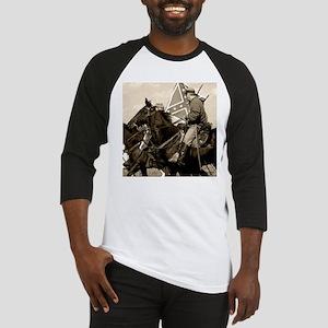 Civil War Cavalry Baseball Jersey