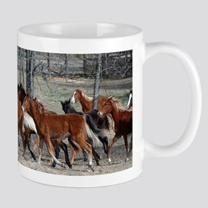 Horse Thunder Mug