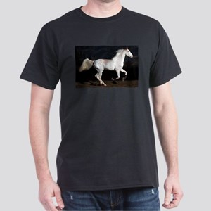 Sabino White Horse Dark T-Shirt