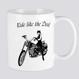 Ride Like The Devil Mug
