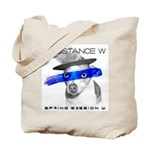 Spring Session W Tote Bag