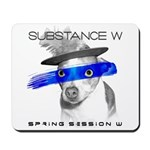 Spring Session W Mousepad