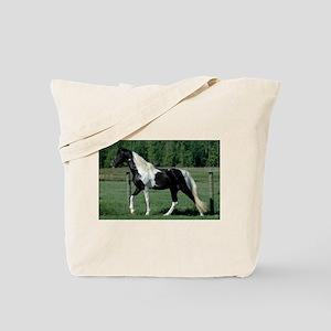 Spotted Walker Tote Bag