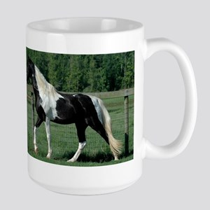 Spotted Walker Large Mug