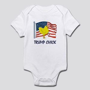 Trump Chick Infant Bodysuit