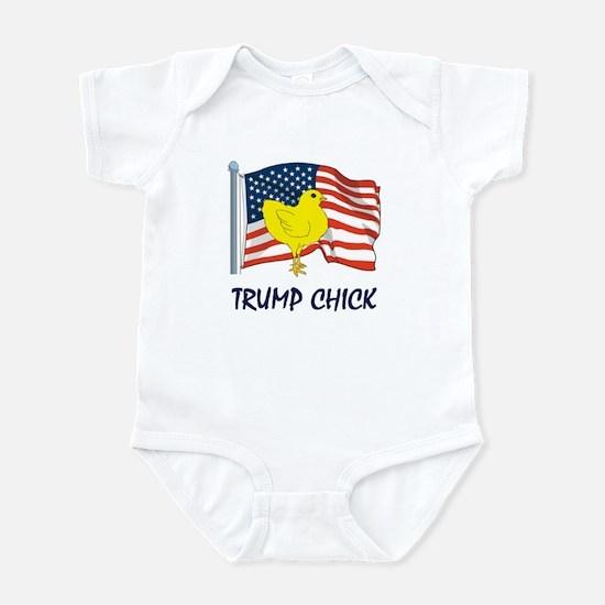 Trump Chick Infant Bodysuit