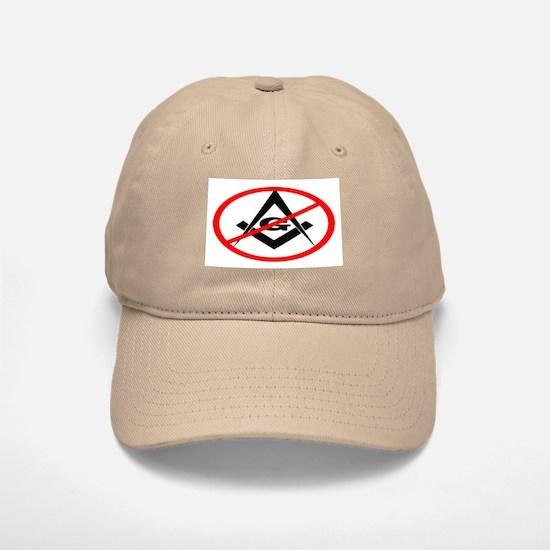 Anti Masons - Baseball Baseball Cap