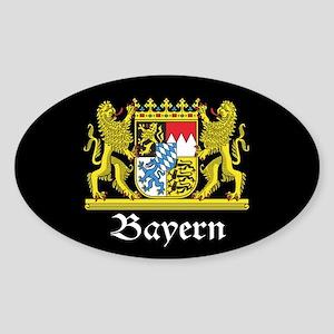 Bayern Sticker (Oval)