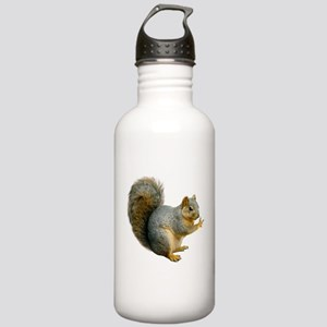 Peace Squirrel Stainless Water Bottle 1.0L
