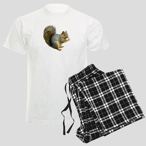 Peace Squirrel Men's Light Pajamas