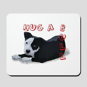 Hug-A-Bull Mousepad