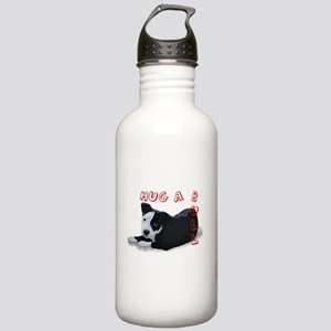Hug-A-Bull Stainless Water Bottle 1.0L