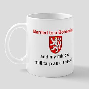 Married To A Bohemian Mug