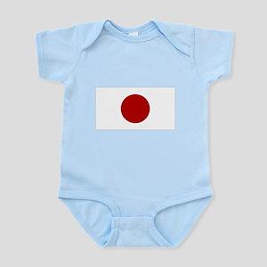 Japanese Flag Infant Bodysuit