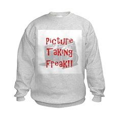 Picture Taking Freak Sweatshirt