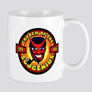 "Devil ""Bob"" SubGenius Church Mug"