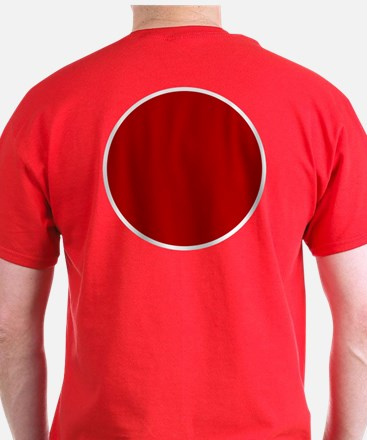 Japanese Flag T-Shirt (Dark)