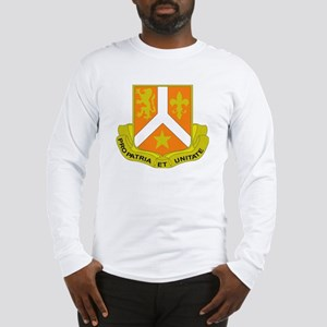 DUI - 529th Signal Coy Long Sleeve T-Shirt