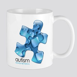 PuzzlesPuzzle (Blue) Mug