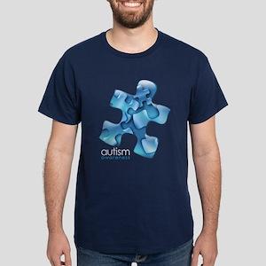 PuzzlesPuzzle (Blue) Dark T-Shirt